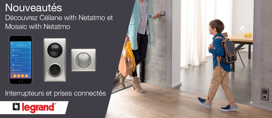 celiane with netatmo