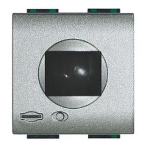 r cepteur pour t l commande ir 2 modules light tech bticino cofrel 75210. Black Bedroom Furniture Sets. Home Design Ideas