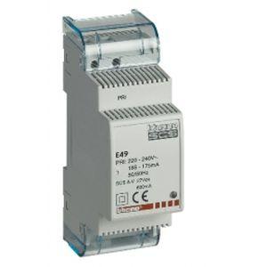 Alimentation pour systèmes BUS - 2 modules DIN