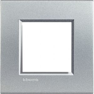 Plaque Living Light Bticino Tech - Living Light 2 modules