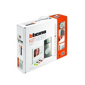 Kit résidentiel portier vidéo connecté Classe 300 X13E interphone