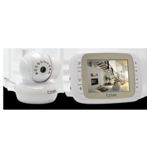 O'control - Kit de vidéosurveillance sans fil 200m