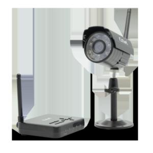 O'REC - Récepteur vidéo digitale sans fil 200 m