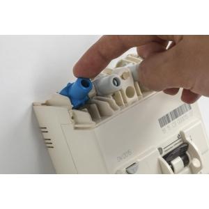 general electric 585438 disjoncteur de branchement edf type 2p 15 30 45 a 500 ma selectif. Black Bedroom Furniture Sets. Home Design Ideas