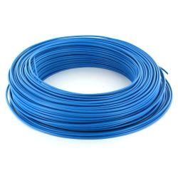 cable ho7v r 6mm2 bleu c100m prix au m. Black Bedroom Furniture Sets. Home Design Ideas