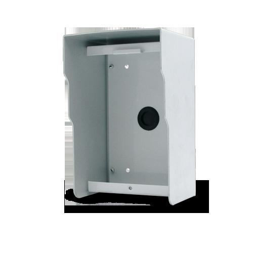 Extel 720218 lena 18 3 visiophone couleur 2 fils grand for Visiophone extel lena 18