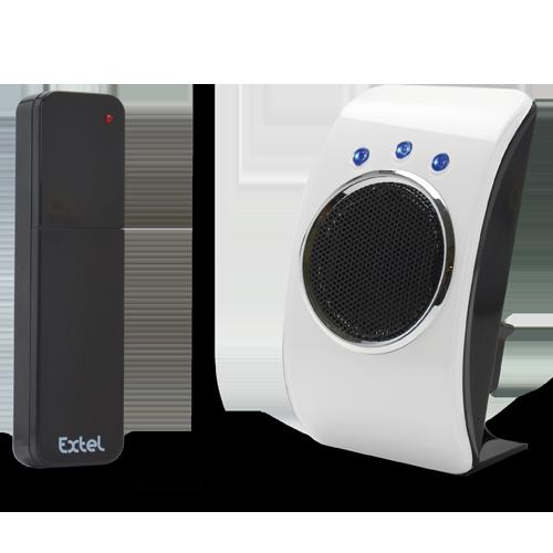 extel 720257 memo 2 visiophone couleur m moire de passage vid os 2 fils grand ecran. Black Bedroom Furniture Sets. Home Design Ideas