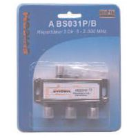 Répartiteur TV ULB 5-2300 MHz 4 sorties