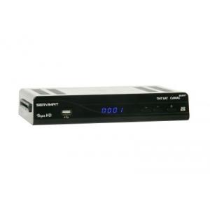 Décodeur satellite Haute Définition VEGA HD avec USB pour TNTSAT