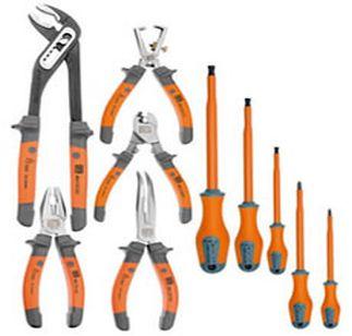 Kit d'outils isolés Isomil 2, 10 pièces