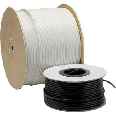 Cable 17VATC coaxial intérieur gaine ivoire C100m (prix au m)