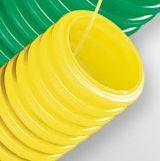 Gaine TPC Cali diam 40 jaune - Conduit isolant souple C50m (prix au m)