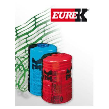 Grillage avertisseur EUREK rouge 30cm R100m (prix au m)