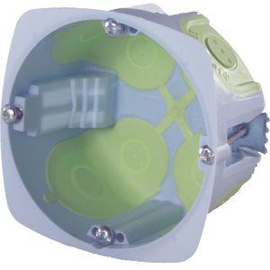 Eurohm 52061 bo te d 39 encastrement tanche l 39 air for Installer prise electrique exterieure