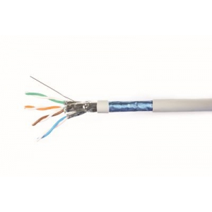 Cable 4P F/FTP Grade 3 satellite LSZH C100 - ID Câbles