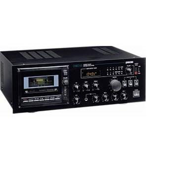 120W amplificateur mixeur 3 zones AM/FM Tuner et lecteur K7