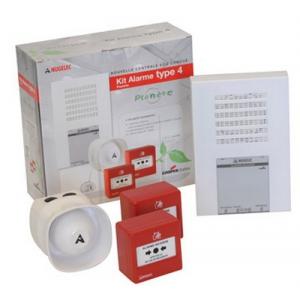 nugelec cooper 30998 kit valisette alarme incendie type 4. Black Bedroom Furniture Sets. Home Design Ideas