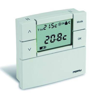 Thermostat digital 3V série Zefiro