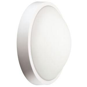 Luminaire oleron résidentiel taille 1 Blanc E27 60W