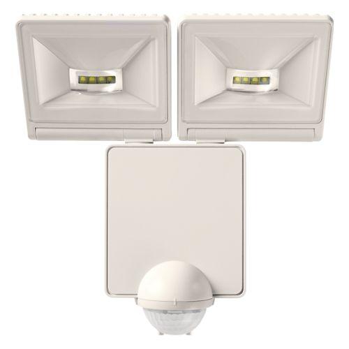 theben 1020973 projecteur detecteur luxa 102 140 led 16w. Black Bedroom Furniture Sets. Home Design Ideas