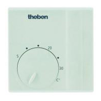 Thermostat d'ambiance 3 fils Ramses 701 Theben