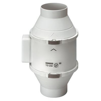 Extracteur TD-250/100 pour conduit diamètre 100