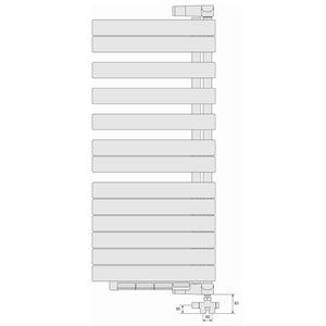 r gate twist air chauffage central pivot droite xrr. Black Bedroom Furniture Sets. Home Design Ideas