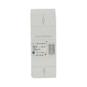 Disjoncteur de branchement EDF - diff 500 mA - instantané - 2P - 45 A