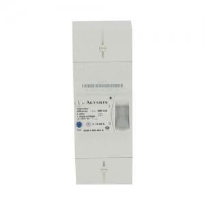 Disjoncteur de branchement EDF - diff 500 mA - sélectif - 2P - 45 A