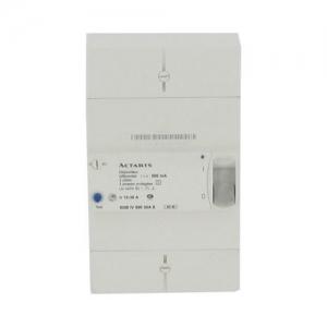 Disjoncteur de branchement EDF - diff 500 mA - sélectif - 4P - 30 A