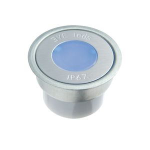 Eyeled ext. inox/bleu v2