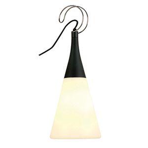 Plenum swing suspension, rond, anthracite, e27, max. 25w