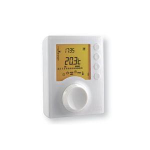 TYBOX 117 - Thermostat progammable avec 2 niveaux de consigne