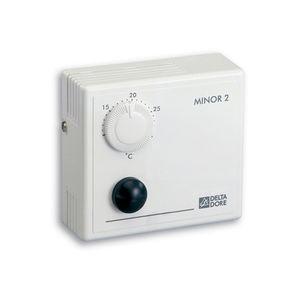MINOR 2 - Thermostat A Molette Pour Plancher Ou Plafond Rayonnant