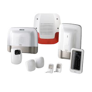 PACK TYXAL+ VIDEO - Pack alarme sans fil avec transmetteur IP/GSM et détecteur vidéo préconfiguré