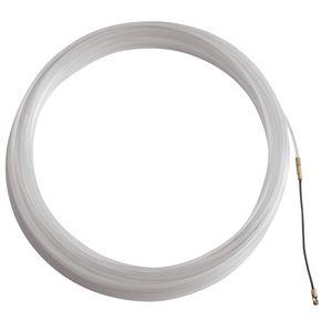 Aiguille tire fil nylon - longueur 20 m