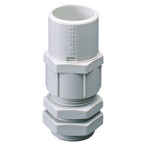 Gewiss gw52025 presse etoupe pg 16 pour tube d20 ip66 - Presse etoupe legrand ...