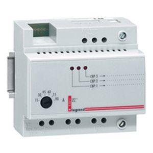 Délesteur monophasé Lexic - 230 V~ - 3 circuits délestés 15 A max - tore intégré