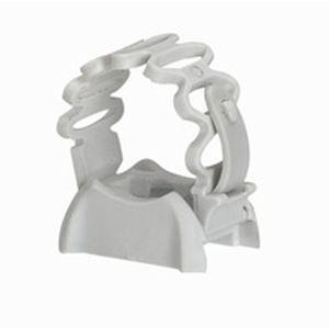 Clipsotube extensible pour tube IRL Ø16 et 20 - gris