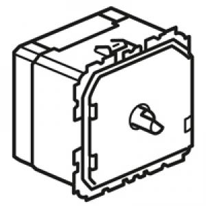 variateur pour ventilateur de plafond legrand c liane commande de la vitesse legrand 067088. Black Bedroom Furniture Sets. Home Design Ideas