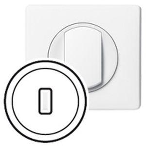 enjoliveur blanc pour prise usb legrand c liane legrand 068253. Black Bedroom Furniture Sets. Home Design Ideas