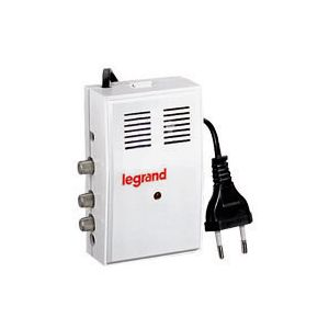 legrand 073965 amplificateur tv uhf vhf 862 mhz. Black Bedroom Furniture Sets. Home Design Ideas