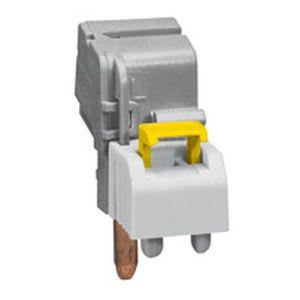 Borne de raccordement à connexion auto - section 4 à 25 mm² - IP 2x