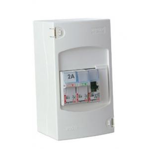 tableau lectrique de commande automatique de chauffe eau legrand 092727. Black Bedroom Furniture Sets. Home Design Ideas