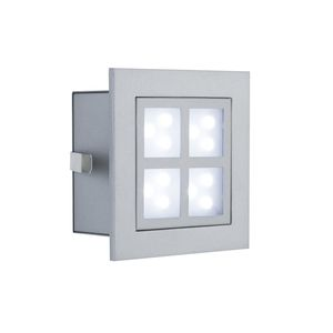 Profi LED Window mural 2 1x1 W alu