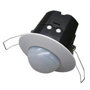 Détecteur de mouvement infrarouge à encastrer