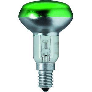 lampe incandescence r flecteur couleur finition clear green 40w philips 66183. Black Bedroom Furniture Sets. Home Design Ideas