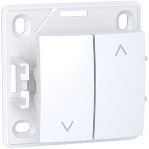 schneider electric alb61197p alr a interrupteur volets roulants blanc polaire. Black Bedroom Furniture Sets. Home Design Ideas