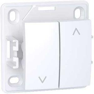 alr a interrupteur volets roulants blanc polaire schneider electric alb61197p. Black Bedroom Furniture Sets. Home Design Ideas