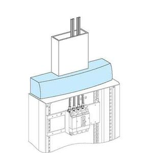 Epanouisseur de goulotte coffret et armoire schneider electric 08824 - Goulotte armoire electrique ...